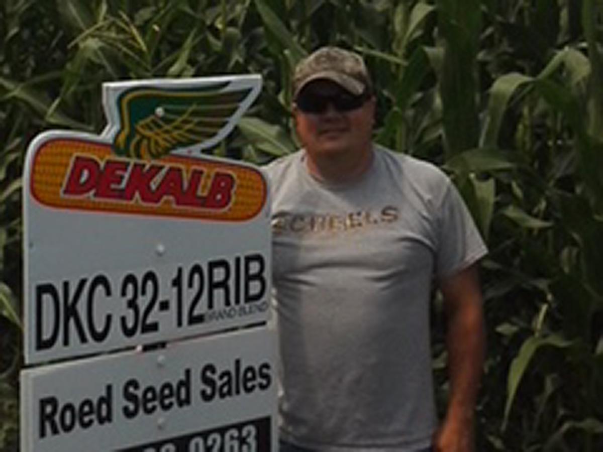 Deklab Sign Roed Seed Sales