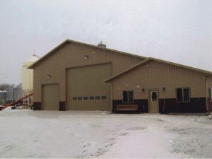New Roed Seed Sales Facility
